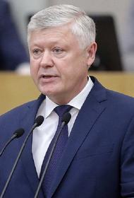 В Госдуме заявили о неотвратимости наказания за терроризм