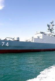 Иран производит крылатые ракеты большой дальности для ВМС