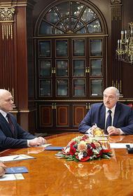 Лукашенко провел перестановки в силовом блоке Белоруссии