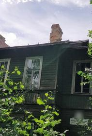 Как губернатор Беглов сделал аварийный дом дачей ректора Петербургского университета