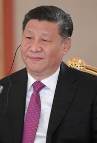 Си Цзиньпин поздравил Путина с годовщиной окончания Второй мировой войны