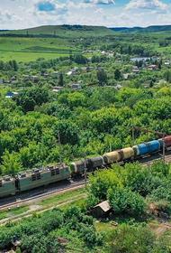 Погрузка на Приволжской железной дороге выросла в августе на 1,6%