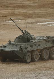 Раскрыты новые детали инцидента с тараном бронеавтомобиля США российским БТР в Сирии