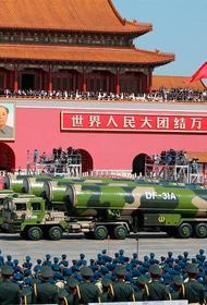 Вооруженные силы Китая вышли по многим показателям на второе и даже на первое место в мире