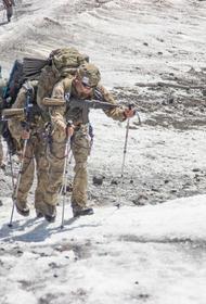 Российские десантники побили мировой рекорд забега на Эльбрус