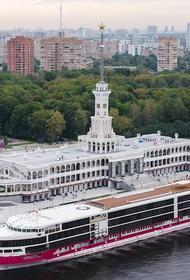Собянин: Северный речной вокзал станет одним из лучших мест отдыха в Москве