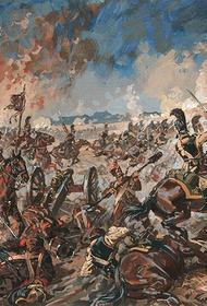 Бой за Шевардинский редут был прелюдией Бородинского сражения