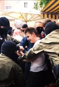 В Минске массово задерживают студентов