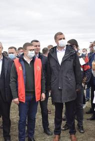 В Троицке прошли конноспортивные соревнования на приз губернатора