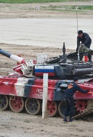 Сборная России по танковому биатлону стала чемпионом «АрМИ-2020»