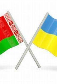 Украиной приостановлены политические контакты с Белоруссией