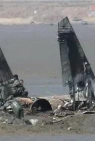 Истребитель ВВС НОАК Су-35 сбит американцами?