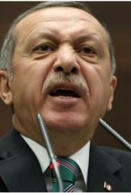 Эрдоган пригрозил Афинам войной