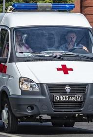 Автомобиль сбил мужчину, перебегавшего МКАД в районе 85 километра
