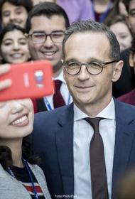 Глава МИД Германии сообщил о появлении новых данных по Навальному