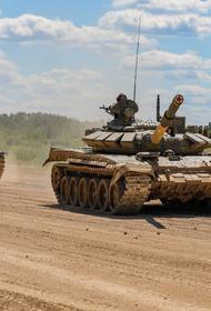 Шойгу рассказал о модернизации танков Т-72