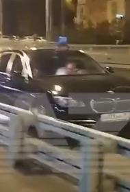 Не простил обиды или подставил? Шофер зампреда Правительства Голиковой обвинил водителя догнавшей и заблокировавшей его машины