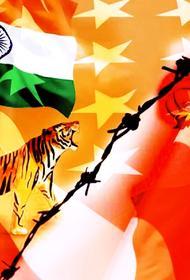 США не желают войны между Индией и Китаем и планируют помочь обеим странам
