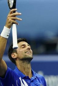 Джокович дисквалифицирован за неспортивное поведение в матче US Open