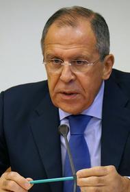 Лавров и Вучич обсудили отношения России и Сербии после поста Захаровой про стул