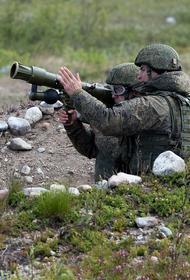 Инцидент с российской «Иглой» на стрельбах близ востока Украины сняли на видео