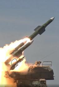 Массированный ракетно-авиационный удар отразили войска ПВО ЦВО на учении в Астраханской области