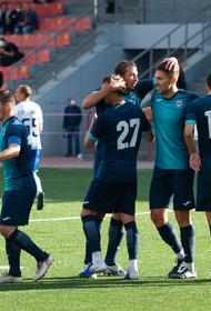 ФК «Челябинск» проиграл в очередном матче