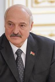 Лукашенко назвал США организаторами протестов в Белоруссии