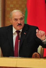 Лукашенко предупредил Путина о влиянии США через Интернет