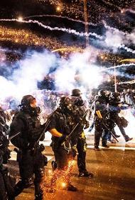 «Альянс Повстанцев» снова в деле. Вспыхнувшие протесты в Портленде объявили бунтом