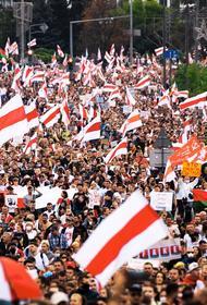 «Спасаясь от силовиков, прыгали в реку. Людей похищают уже давно, боимся массовых зачисток»: итоги «Марша единства» в Беларуси