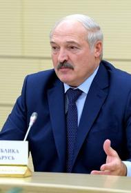 Лукашенко призвал не «хихикать» над обнародованной Белоруссией записью о Навальном