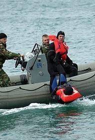 Лодки ВМС Украины участвуют в военно-речных маневрах Riverine-2020