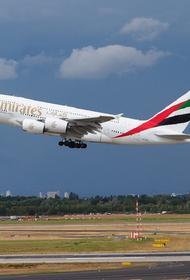 Вылет первого рейса российской авиакомпаниии из РФ в Дубай намечен на 10 сентября