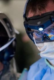В Казахстане спасли пациента с почти 100-процентным поражением легких