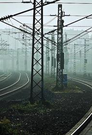 Пассажирский поезд столкнулся с техническим составом в Чехии