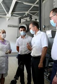 Губернатор Кубани определил точки роста экономики Успенского района