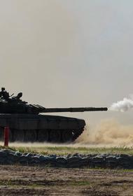 Танкисты ЦВО впервые покажут в Екатеринбурге боевые возможности сразу трех танков Т-72Б3М