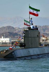 Иранские военные начали учения в Оманском заливе, несмотря на взрывоопасную обстановку