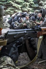 Киевский штаб сообщил об обстреле силами ДНР позиций ВСУ под Горловкой