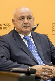 Глава МИД Южной Осетии отреагировал на заявление поднять грузинский флаг над российской базой в республике