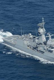 Avia.pro: российская «Красуха» припугнула пытавшийся ставить помехи С-400 в Крыму французский корабль