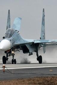 ЮВО провел учения по переброске боевой авиации в Крым