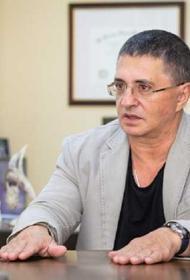 Врач Мясников призвал россиян радоваться росту числа заболеваний коронавирусом
