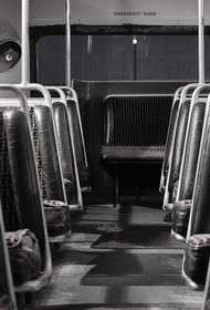 В Ростовской области загорелся пассажирский автобус