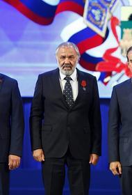 Вениамин Кондратьев вручил награды выдающимся жителям Кубани