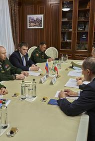 Минобороны РФ развивает военные связи с Ираном
