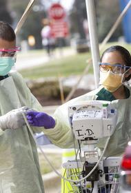 Американский ученый-медик считает, что США не восстановятся от пандемии до середины 2021 года
