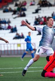 ФК «Челябинск» разгромил барнаульское «Динамо»