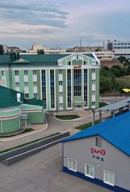 На детской железной дороге в Волгограде открыт набор школьников для занятий